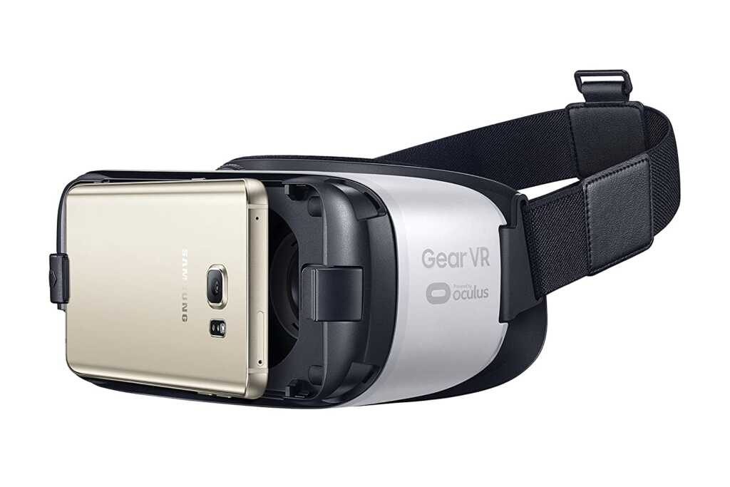 virtual reality headset for samsung smartphone