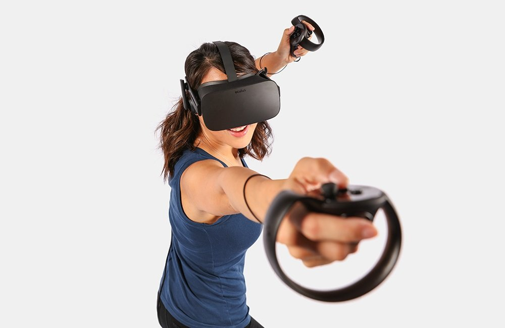 VR Headset with Controller for Android