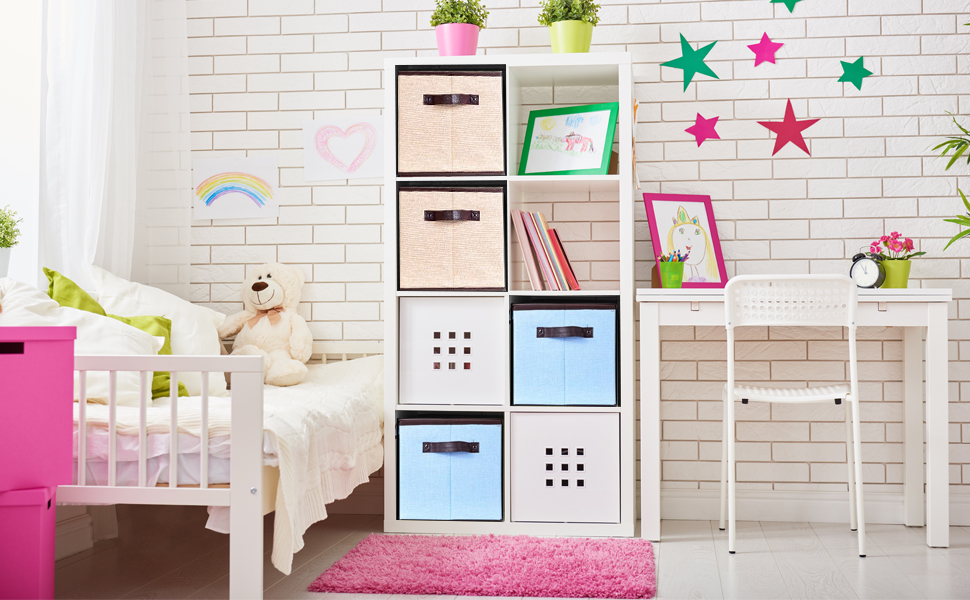 storage boxes for baby clothes