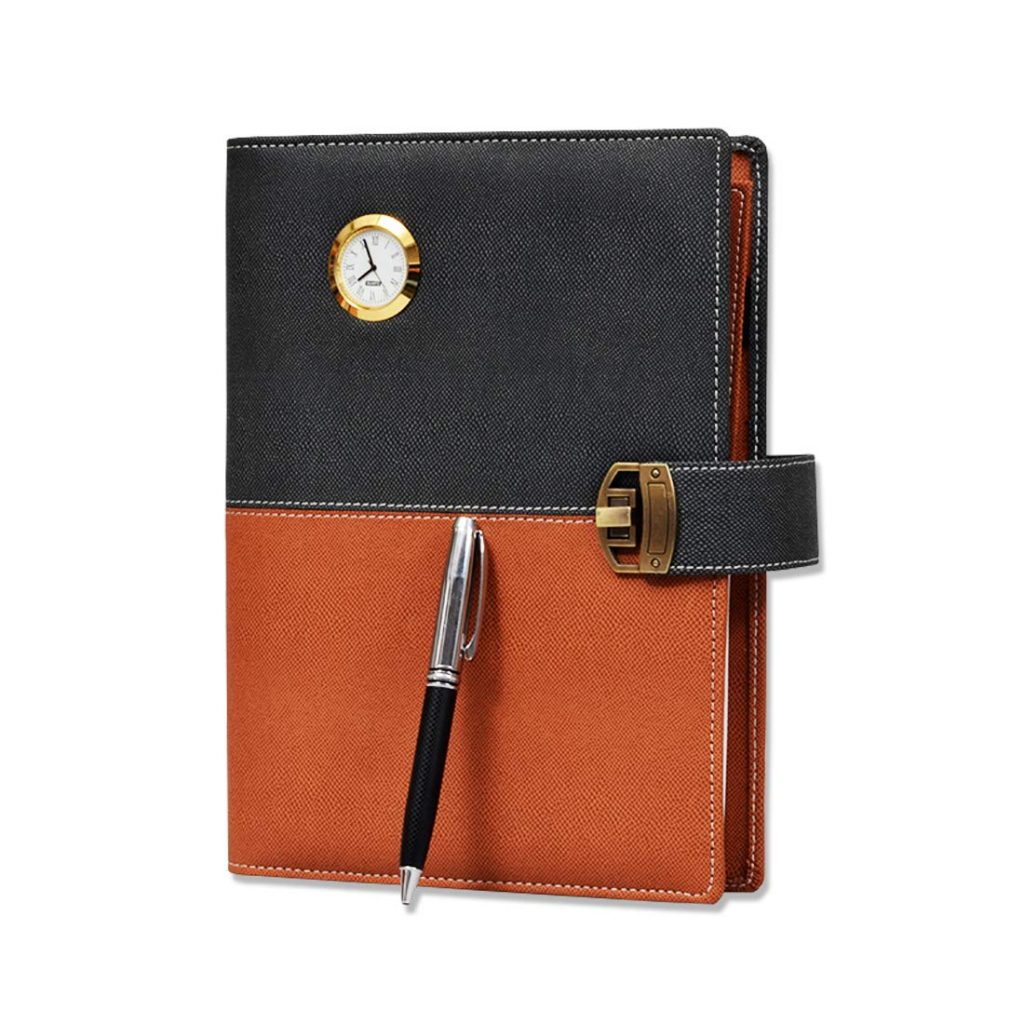 COI Executive Travel Diary Budget Planner Organizer. Gift for Man and Woman