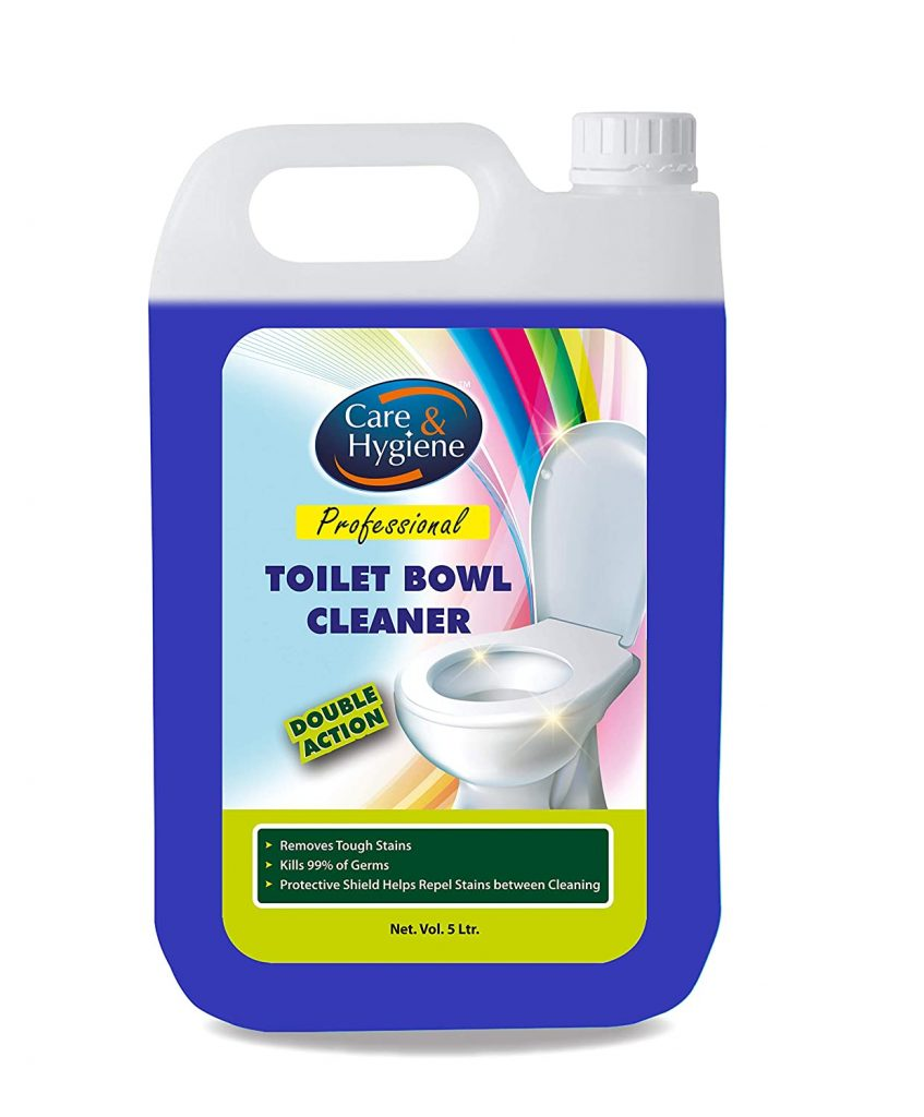 Care and Hygiene Toilet Bowl Cleaner