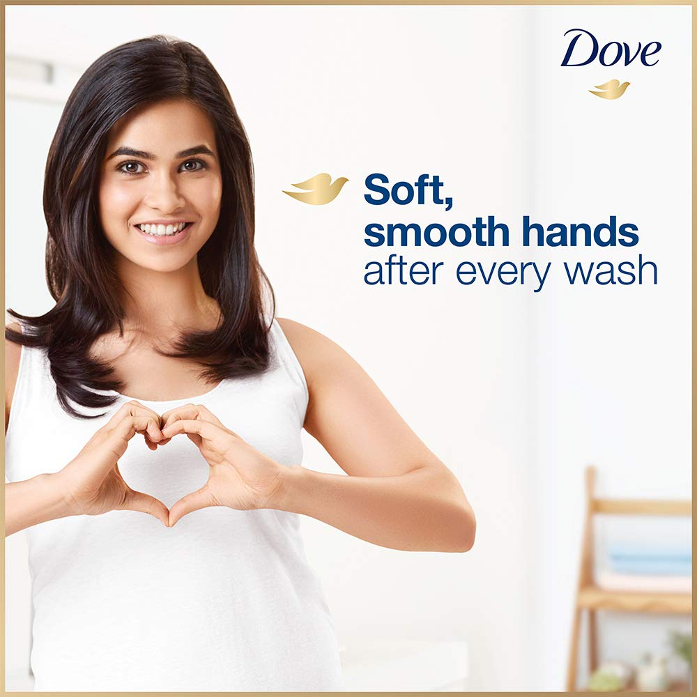 Dove Nourishing Liquid Hand Wash - For Soft Moisturized Skin, Washes Away Germs, 900 ml