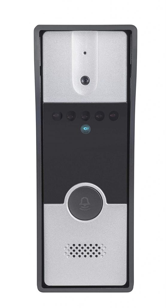 Hikvision VDP DS-KIS202 7-inch Upgraded Video Door Phone